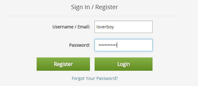 Login sign in page plentyoffish pof logins for Login plenty of fish