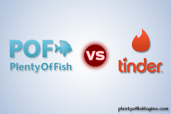 Plenty Of Fish vs Tinder
