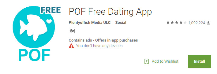 Pof app plentyoffish pof logins for Plenty of fish sign in mobile