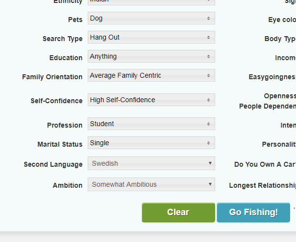 How To Change Search Settings on a Plenty of Fish
